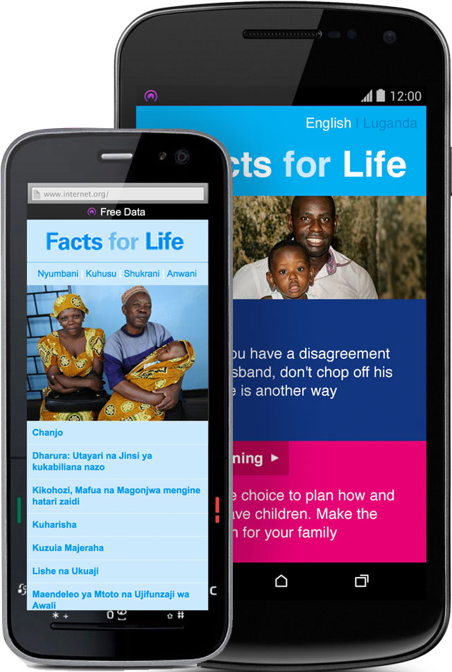 UNICEF's Facts for Life